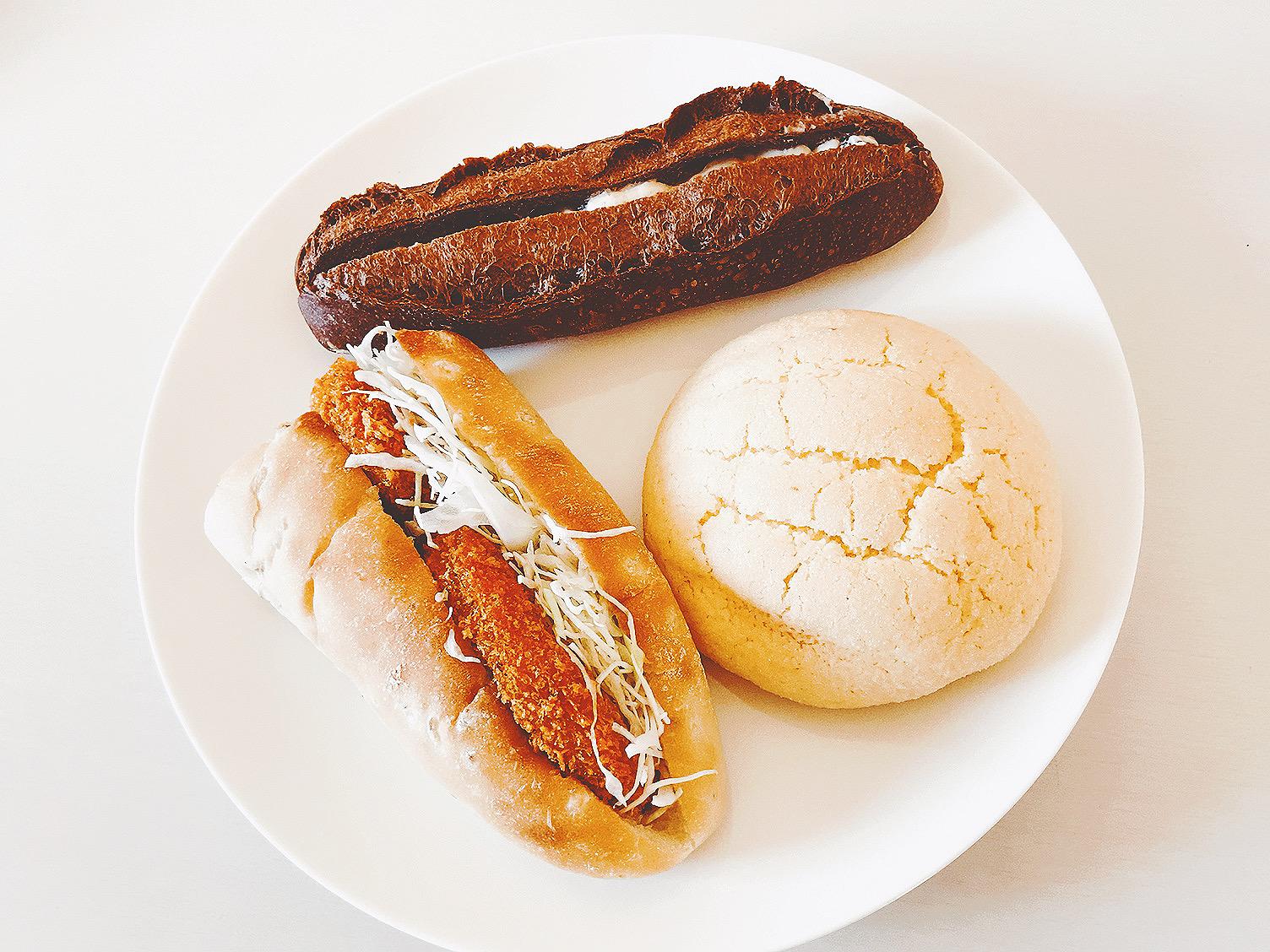 岡山市北区 行列のできるパン屋 ル・パン・ドゥ・タカ
