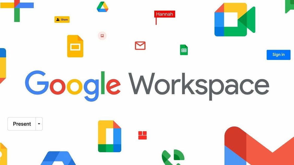 GoogleWorkSpaceの導入支援
