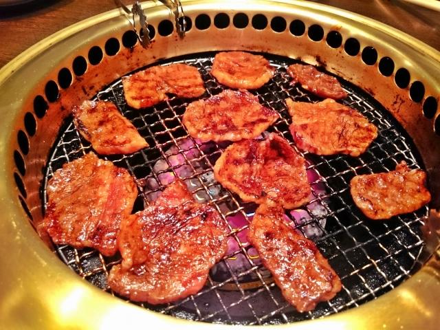 牛肉(直火焼き)